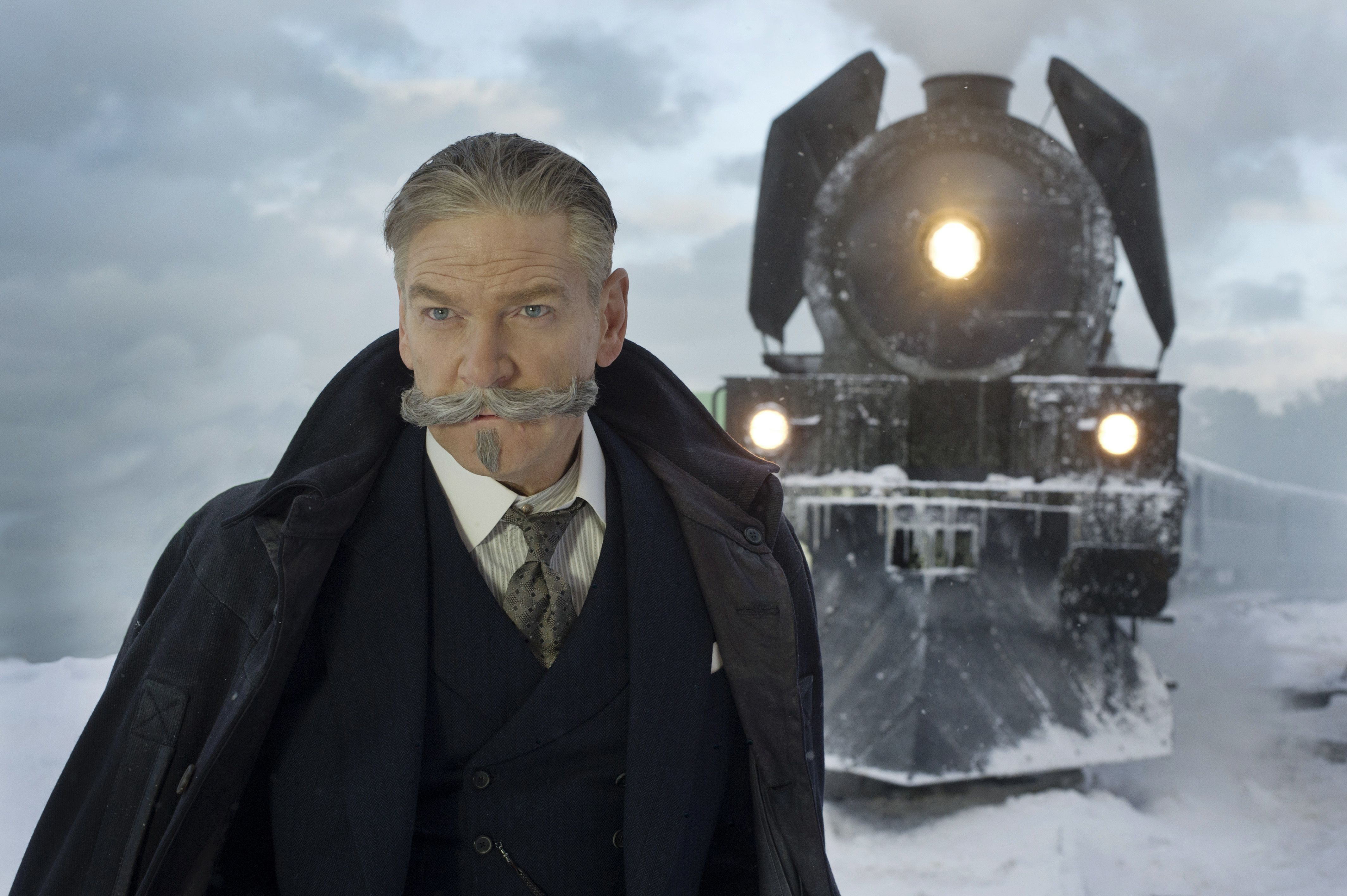 Murder on the Orient Express (2017) Kenneth Branagh