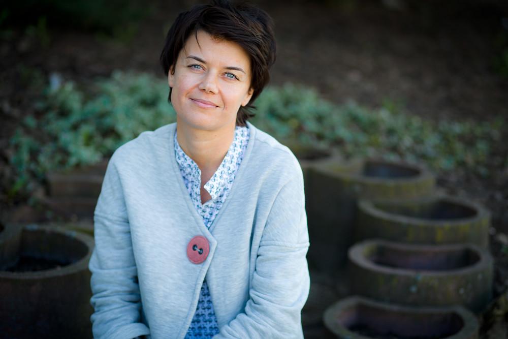 Monika Pawluczuk. fot. AP Photo