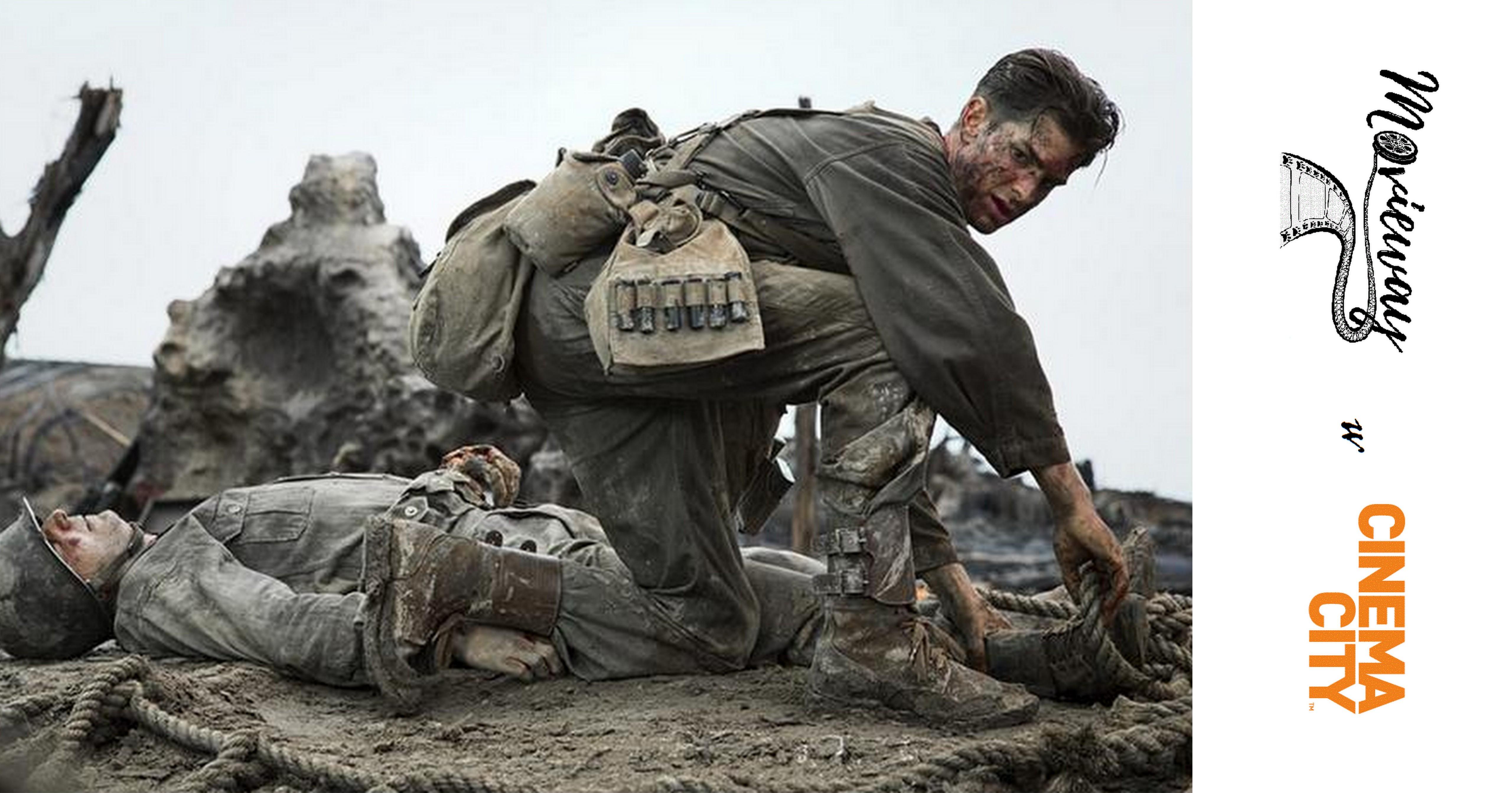 Przelecz ocalonych Mel Gibson recenzja