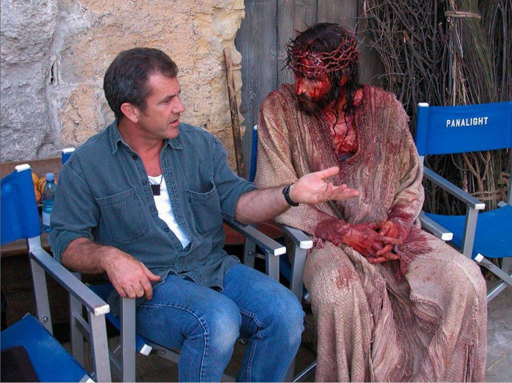 Mel Gibson Pasja